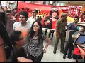 Sirish Yaami Flash Mob At Prasads  Idlebrain Com image