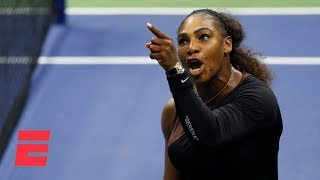 Serena's coach admits he made a signal prior to US Open final meltdown | Serena vs. The Umpire