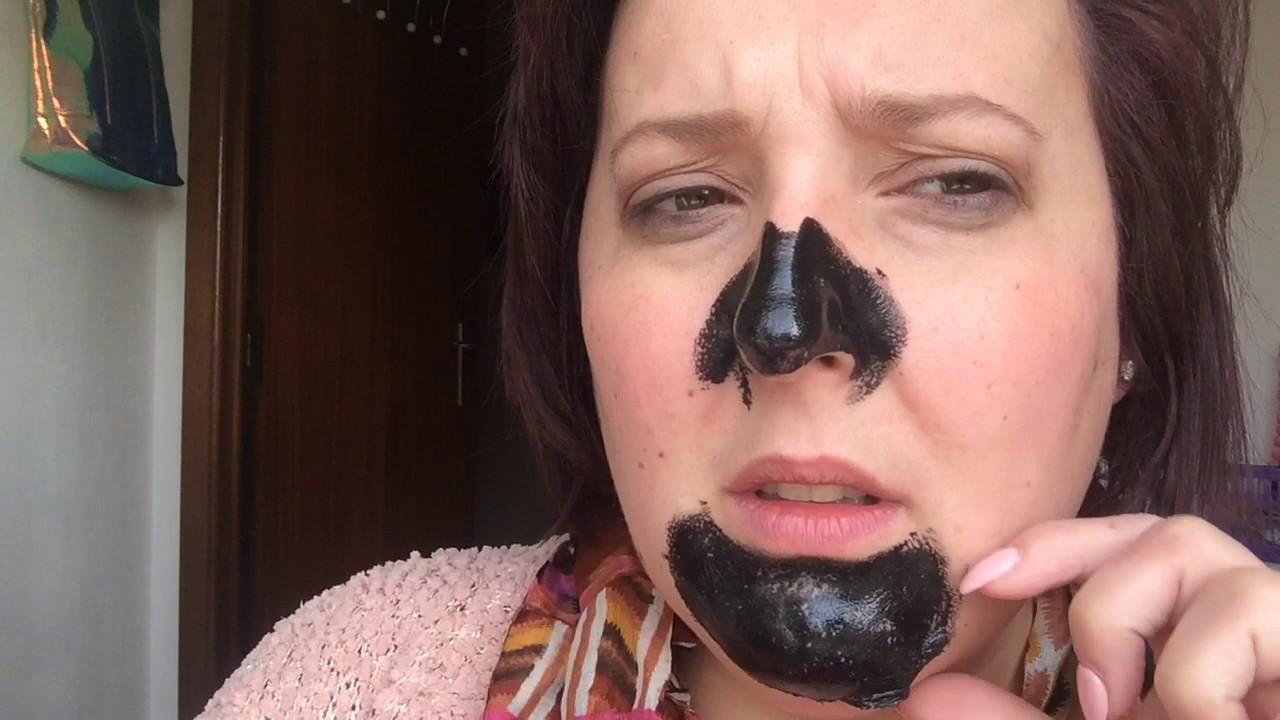 masker zwarte puntjes