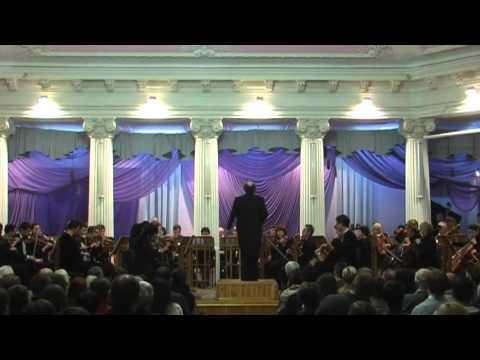 Shostakovich Symphony No. 1 I. Allegretto - Allegro non troppo