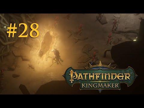 Let's Play Pathfinder: Kingmaker # 28 – Im Heiligtum (Blind / Deutsch)