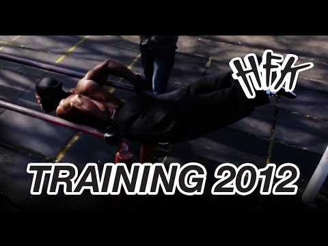 Hannibal for King 2012 training