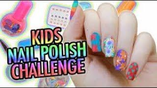 Nail Polish Challenge