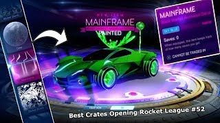Best Crates Opening Rocket League #52
