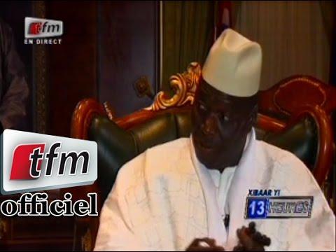 Coup d'Etat avorté en Gambie – Yaya Jammeh parle