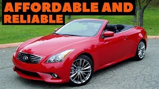 5 Reliable Luxury Cars Under 10K