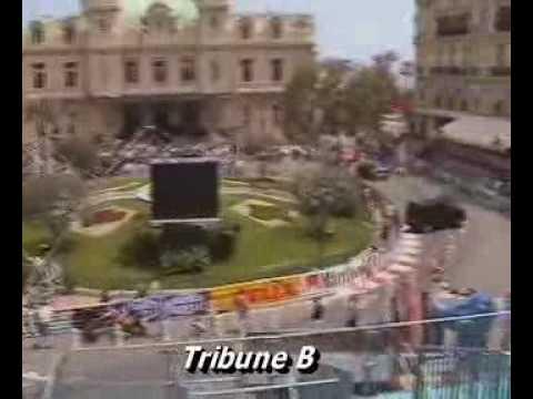 F1 Monaco Grandstand B