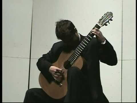 GFA WINNER GORAN KRIVOKAPIC IN CONCERT: BACH