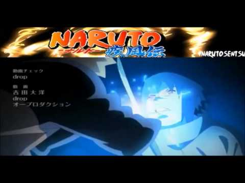 Naruto Shippuden Ending 32 Spinning World by Diana Garnet