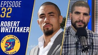 Robert Whittaker: UFC middleweights are on notice after I beat Romero | Ariel Helwani's MMA Show