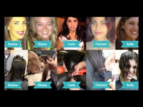 صوفيا: قصصت شعري دعماً لمرضى السرطان