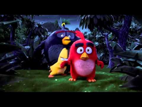 ANGRY BIRDS  LA PELÍCULA   En cines 12 de mayo 1080p 24fps H264 128kbit AAC