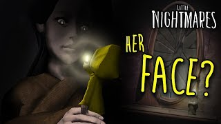 HER FACE REVEALED!? - Little Nightmares | Story Theory