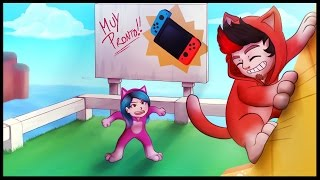 Preparándome para la Nintendo Switch (Con Jelly) - Super Mario 3D World