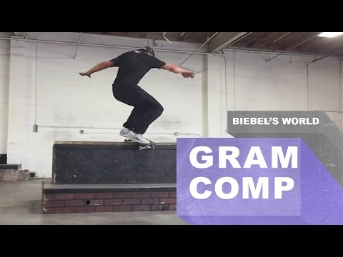 Brandon Biebel | GRAM COMP #3
