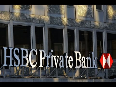 HSBC The Bank Of Tax Cheats