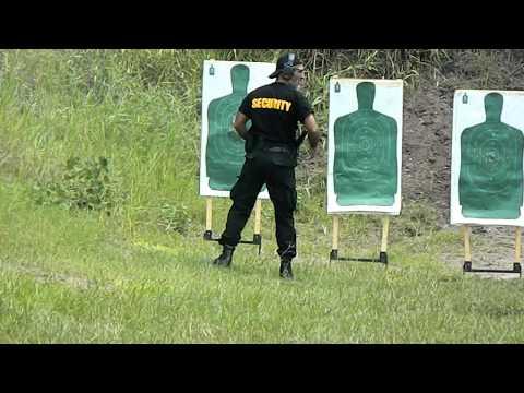 TTC Range Practice