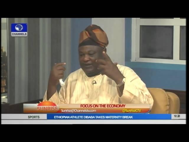 SUNRISE: Focus On Nigeria's Economy Pt.2