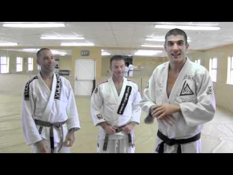 Certified Gracie Jiu-Jitsu Training Center - Cape Town, South Africa (Tour with Rener Gracie)