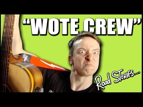WOTE CREW - Road Stories (Walk off the Earth)