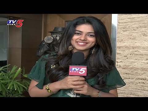 Heroine Siddhi Idhane Special Interview On her Debut Movie | Jambalakidi Pamba | TV5 News