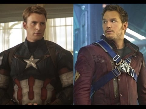 AMC Movie Talk - MINIONS Trailer Review. Star Lord And Captain America's Super Bowl Bet