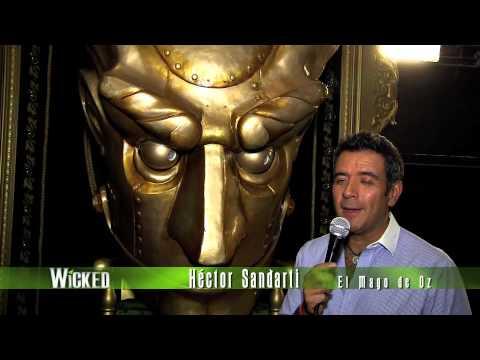 Wicked: entrevista con Héctor Sandarti