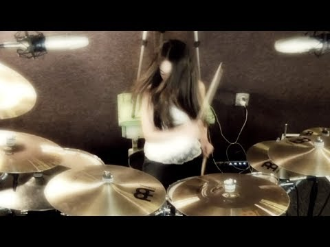 Metallica - One - Drum Cover By Meytal Cohen video