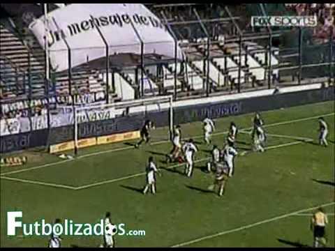 Gimnasia de La Plata 3 - Lanus 2. Torneo Clausura 2009.