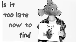"""Is It Too Late Now To Find Dory? (Finding Dory/Justin Bieber """"Sorry"""" Parody!) The Nemojis -- iTunes!"""