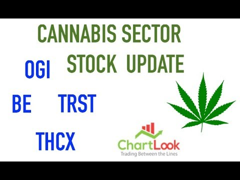 Canadian weed stocks - OGI BE THCX TRST May 26th Analysis