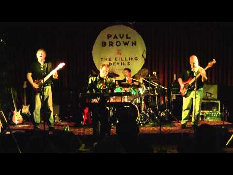 Paul Brown and the Killing Devils - Rock Hanscom Air Force Base - LIVE