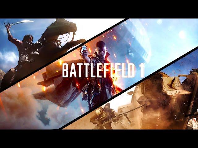 Стрим со старта предрелиза Battlefield 1 | BattleHamster [Запись]