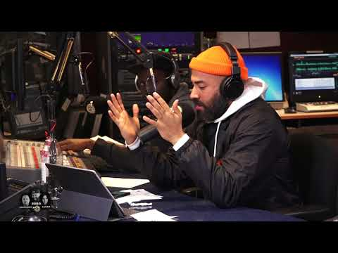 Ebro in the Morning Calls Out Donald Trump After 'S***hole' Comments Towards Haiti & Africa