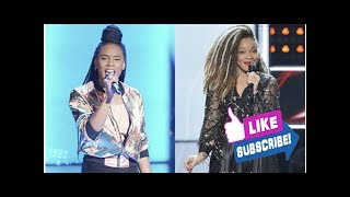 Kennedy Holmes ('Turning Tables') & SandyRedd ('River') delivered most viral 'The Voice' videos o...