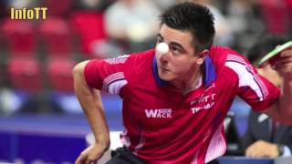 Best of French Table Tennis 2017