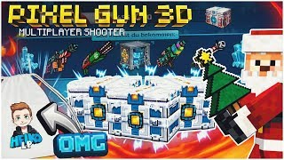OMG! EVENT TRUHEN ÖFFNEN für 44 EURO! | Pixel Gun 3D