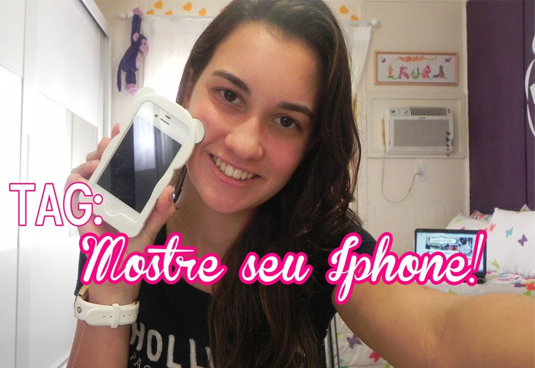 Laura Gromann ~ TAG Mostre seu Iphone por Laura Gromann What's on my iphone? YouTube