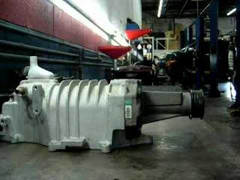 Breaking Down An Eaton Supercharger