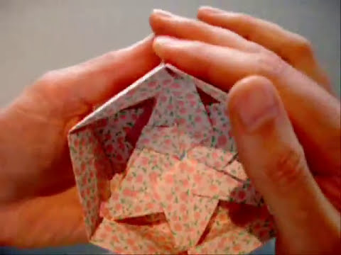 How to make an Origami Gift Box Base