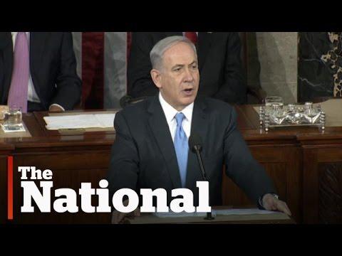 Benjamin Netanyahu's Iran speech