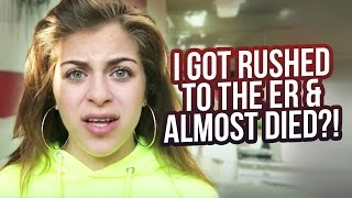 STORY TIME: I GOT RUSHED TO THE ER & ALMOST DIED?! | Baby Ariel
