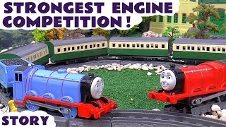 Thomas & Friends World's Strongest Engine Toy Trains Toys Episode Juguetes de Thomas Y Sus Amigos