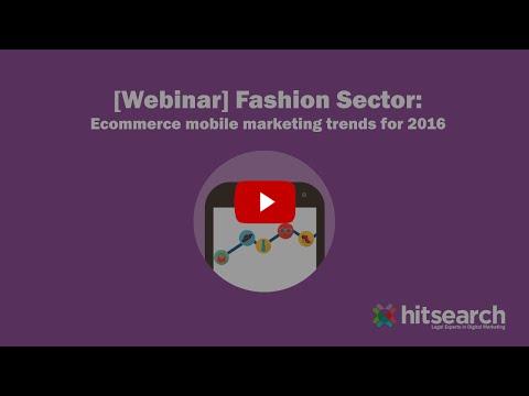 Ecommerce Mobile Marketing Trends for 2016 [webinar]