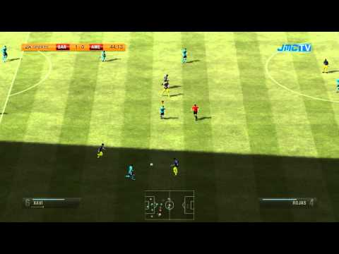 FIFA 12 - Starting Cup - Barcelona vs. America