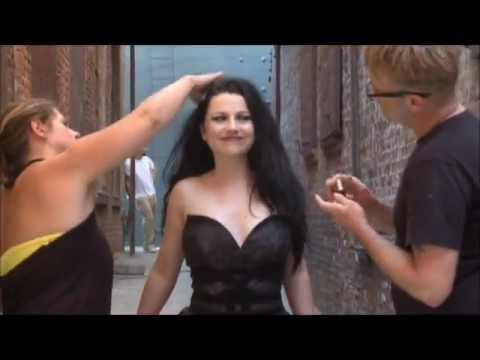 Photoshoot for Evanescence
