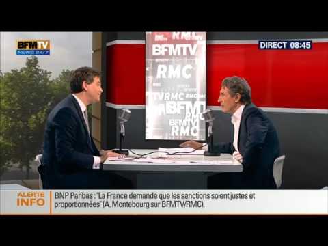 Bourdin Direct : Arnaud Montebourg - 23/06