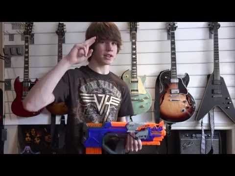NERF N-Strike Elite CrossBolt Unboxing and Review