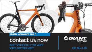 Giant Propel Advanced Pro 0 2015 Finance Option Giant Sheffield