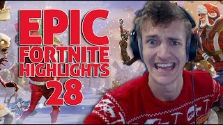 Ninja - Fortnite Battle Royale Highlights #28